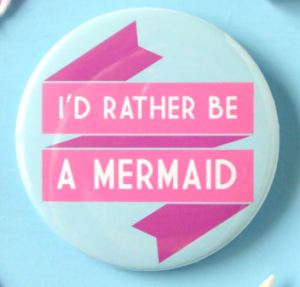 Mermaid_Badge_Pocket_Mirror_Keyring._by_TheRaspberryFinch_2015_10_30_18_32_59